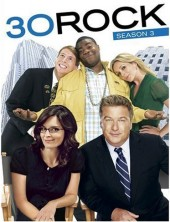 30 Потрясений 3 Сезон / 30 Rock 3 Season [1 DVD]