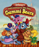 Мишки Гамми 2 Сезон / Adventures of the Gummi Bears 2 Season [1 DVD]